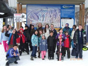 Ski Club celebrates the end of another great season