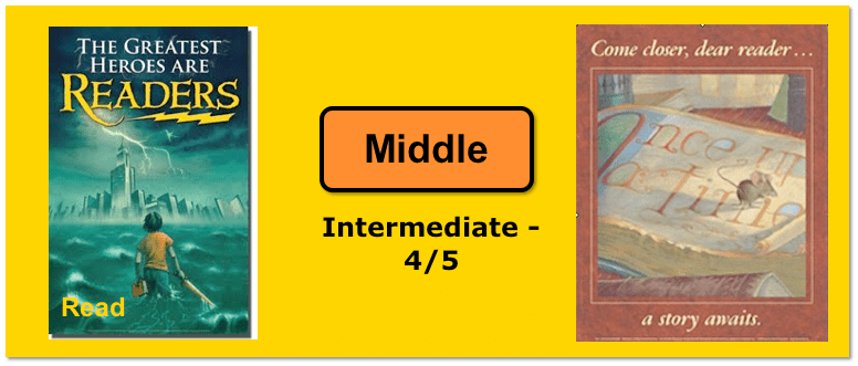 Eagle School Middle Fiction Int To 45