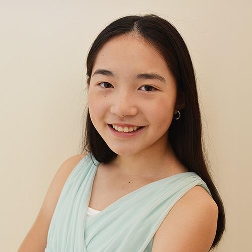 Sophia Jiang class of 2020